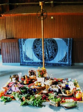 Autumn Equinox Altar