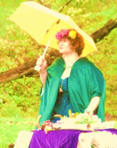 Umbrella Seer Beltane Picture of Me